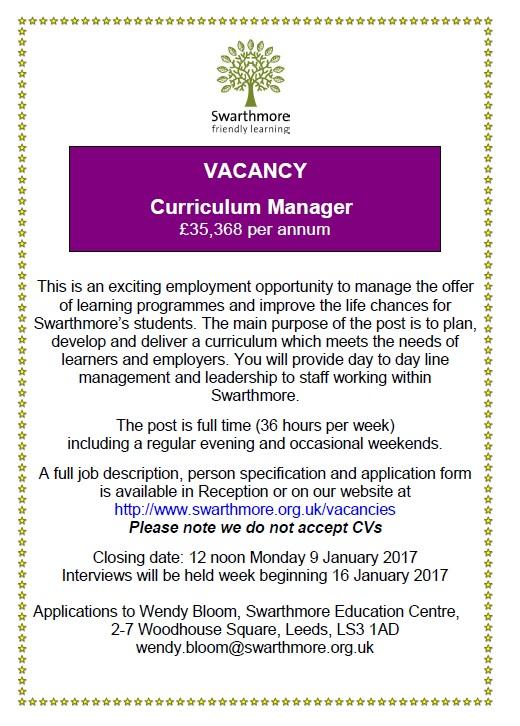 2016_1205-curriculum-manager-advert