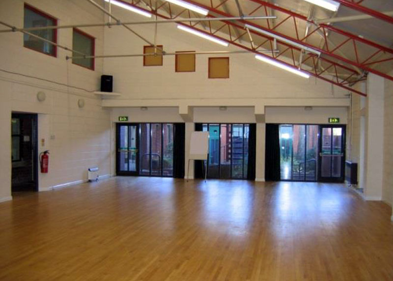 One of our Halls available for hire