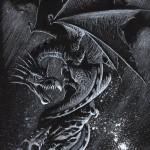 TWitter Fantasy Art dragon