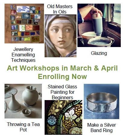 Arts Workshops 2018_03 & 04 Sq