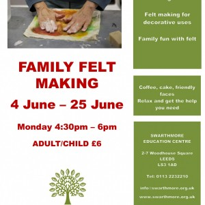 Course Poster - Family Felt Making-1