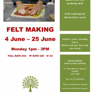 Course Poster - Felt Making-1