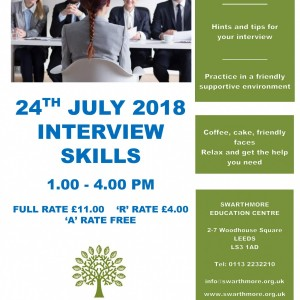 Course Poster - Interview Skills-1
