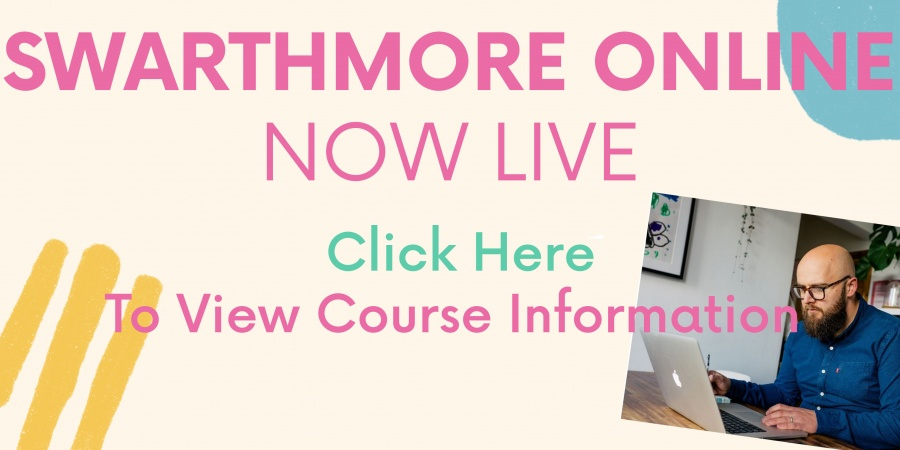 swarthmore online web banner