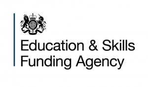 education and skills funding logo