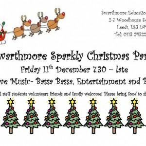 2015 Swarthmore Christmas Party