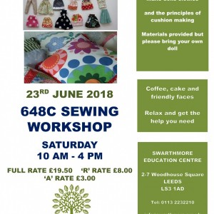 Course Poster - 648C Sewing Workshop-1