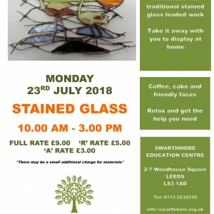 Course Poster - Stained Glass-1