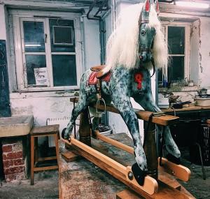 horse ebay