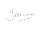 joanna signature small