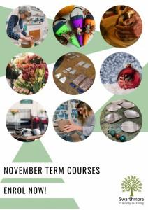 NOVEMBER Term Art Courses (1)