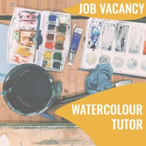 WATERCOLOUR TUTOR SQUARE