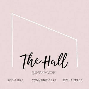 The hall - final logo