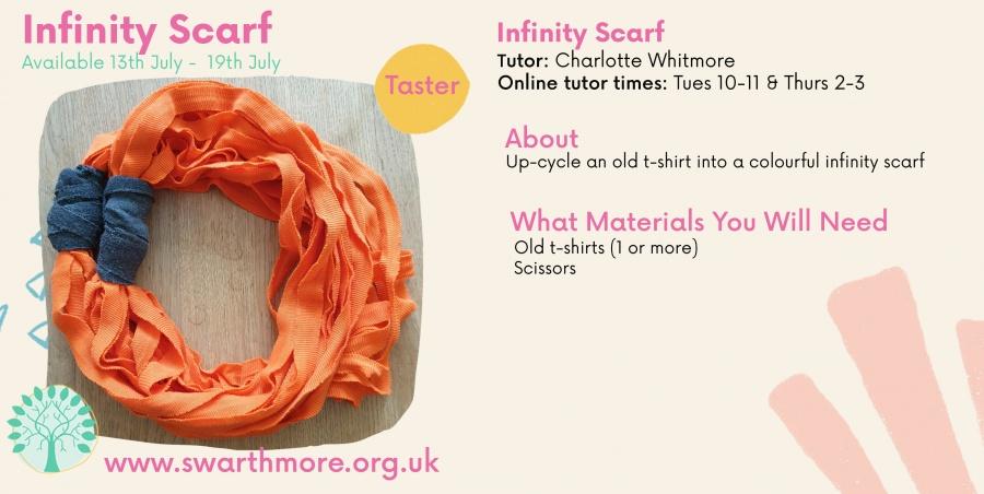 Infinity scarf wk 5