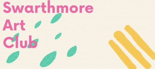 swarthmore art club banner website