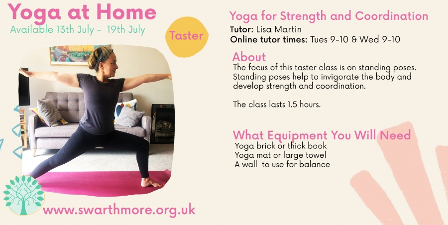 yoga for strength wk 5