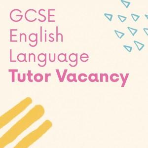 english tutor vacancy